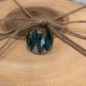 Jewelry - Murano Glass Ring